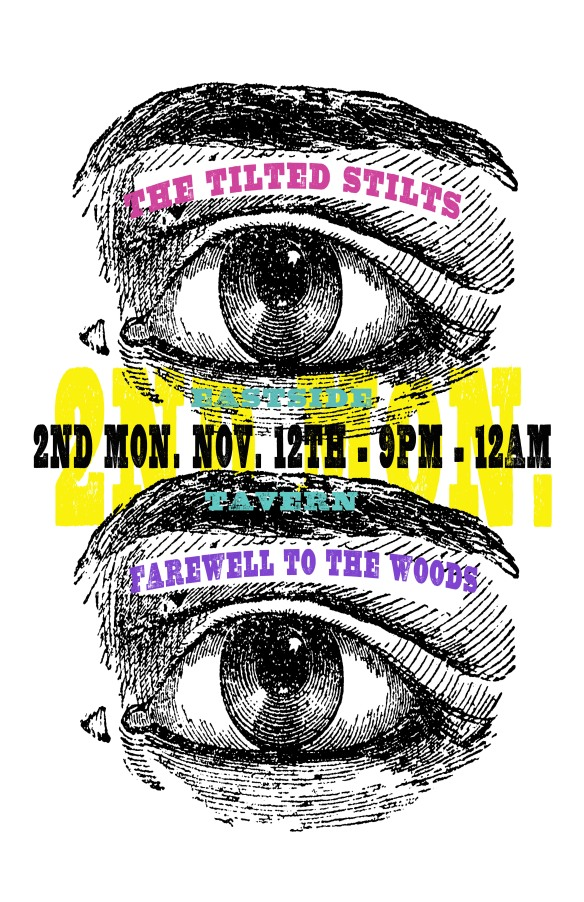 2ND Monday at the Eastside Tavern